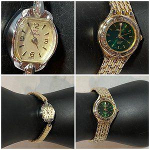 Waltham 2 Women's Wrist Watches Vintage